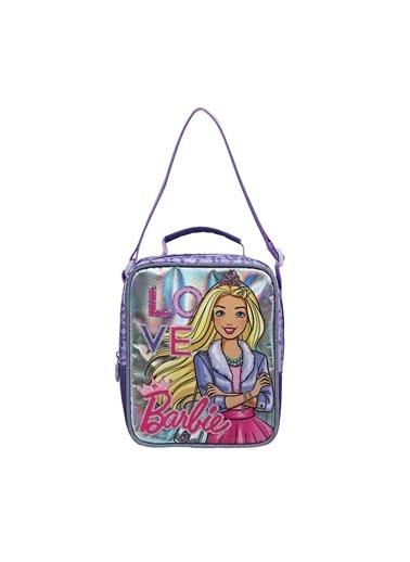 Barbie Sırt Çantası Lila
